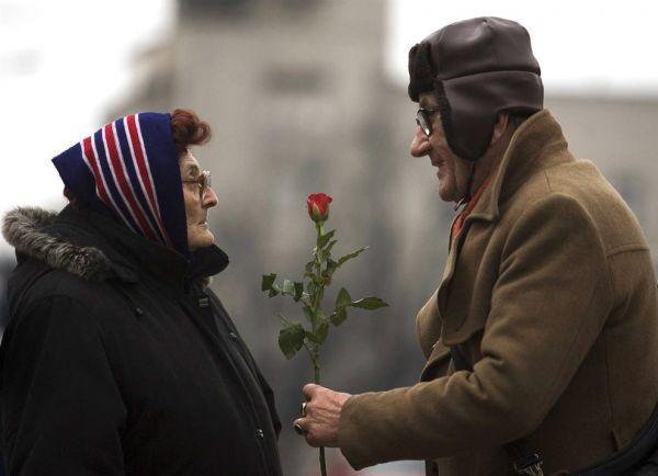Women's Day Russia