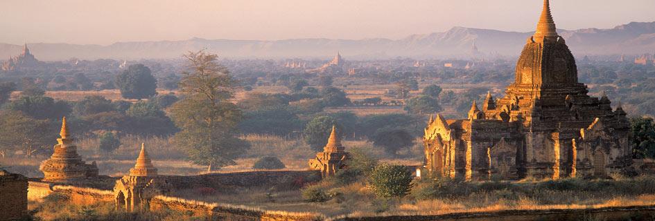 Yangon-Bagan, Burma