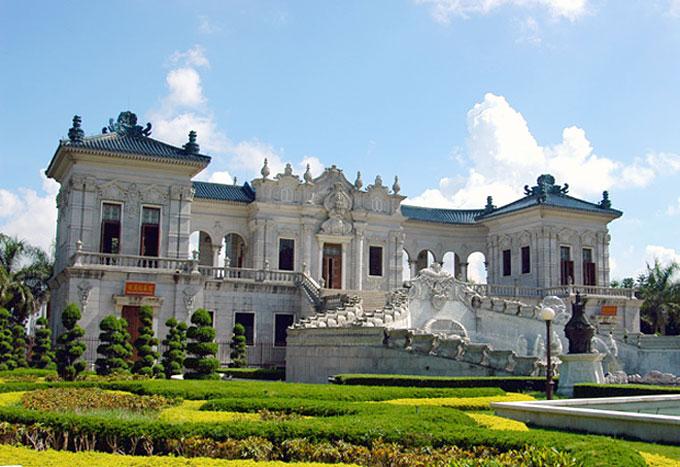 Yuanming Palace