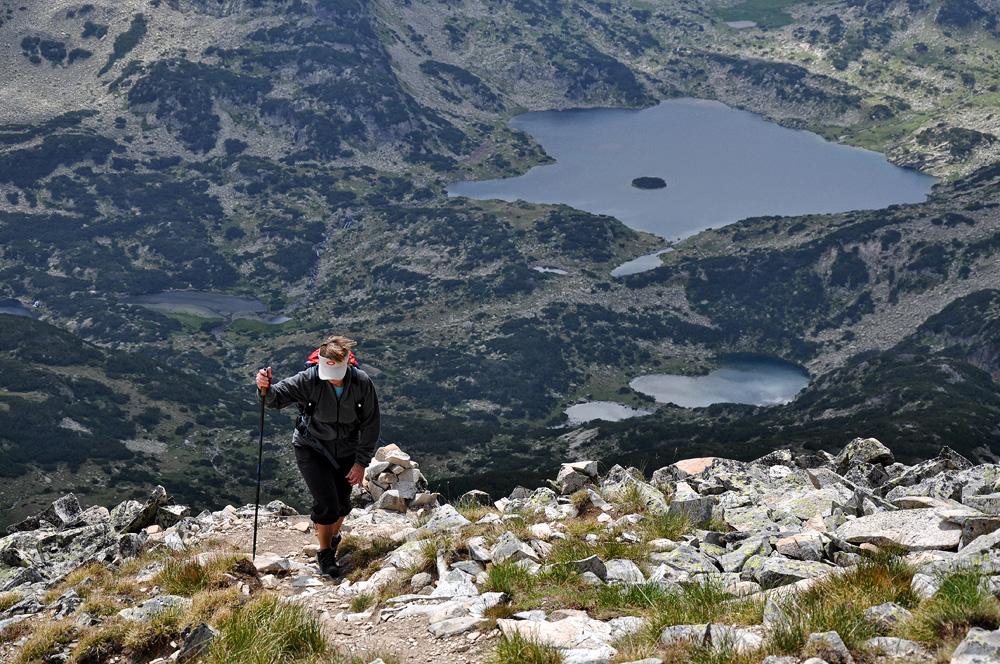 alpine peak, Bulgaria
