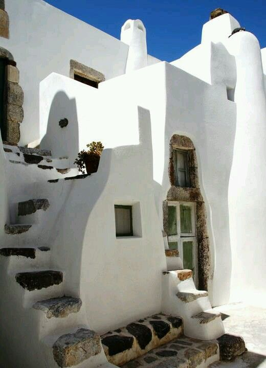 Pyrgos Cycladic Cotages