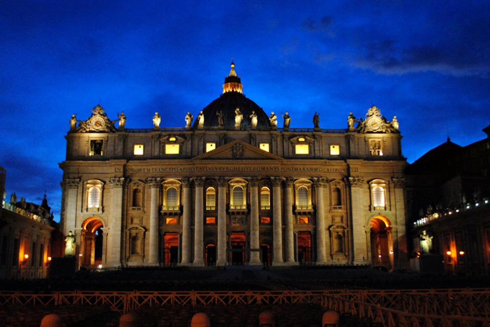 cathedrals, Vatican City