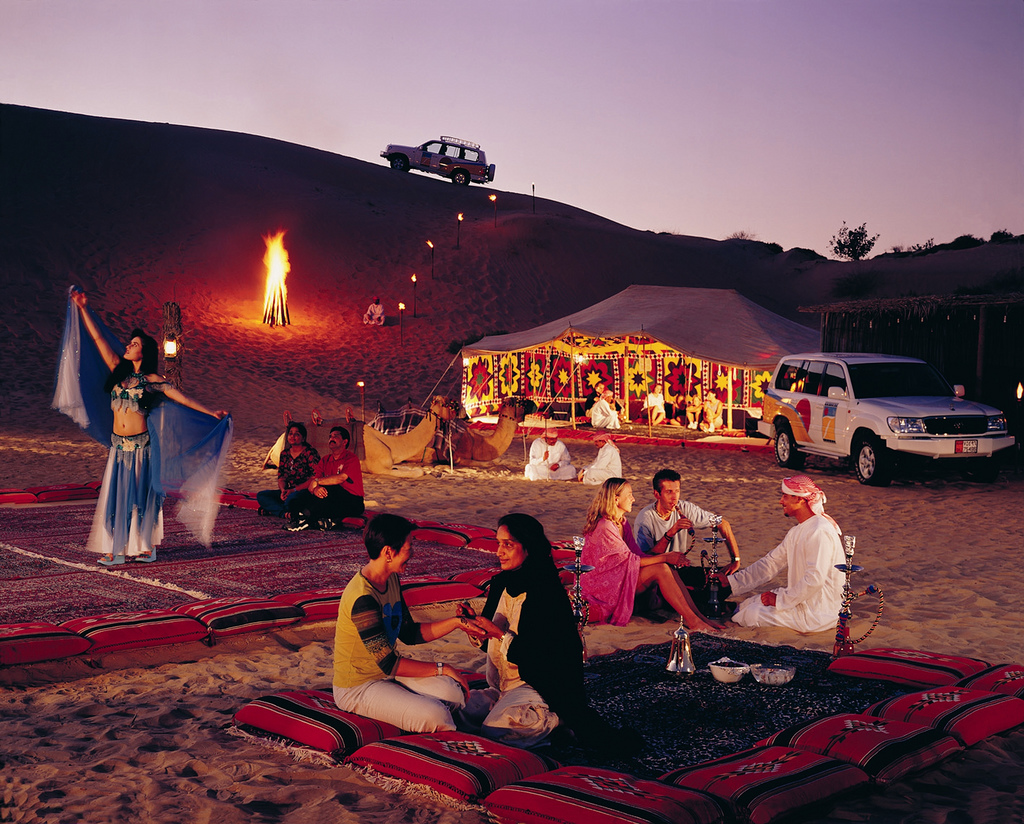 dubai desert safari best things to do in dubai