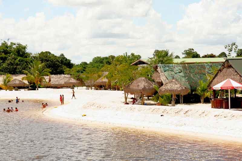 Suriname Beach