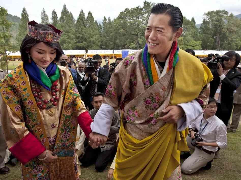 wedding in Bhutan