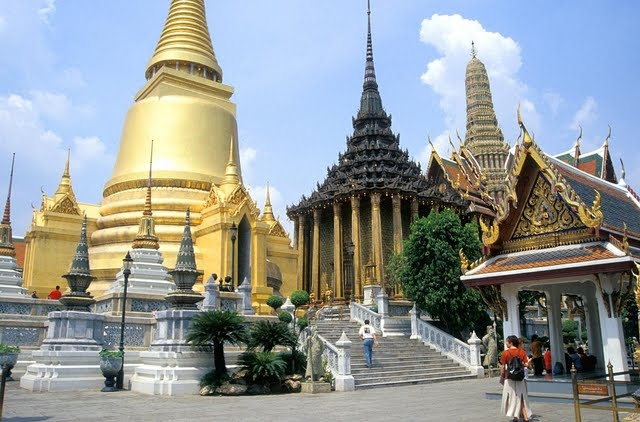 west bank, Bangkok